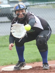 Clear Fork's Haylie Miller saw her incredible softball career come to a close on Friday night in a 6-0 loss to Edison in the Division III sectional tournament.