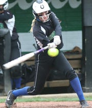 Clear Fork's Carson Crowner led Richland County softball with 41 runs during the 2019 season.