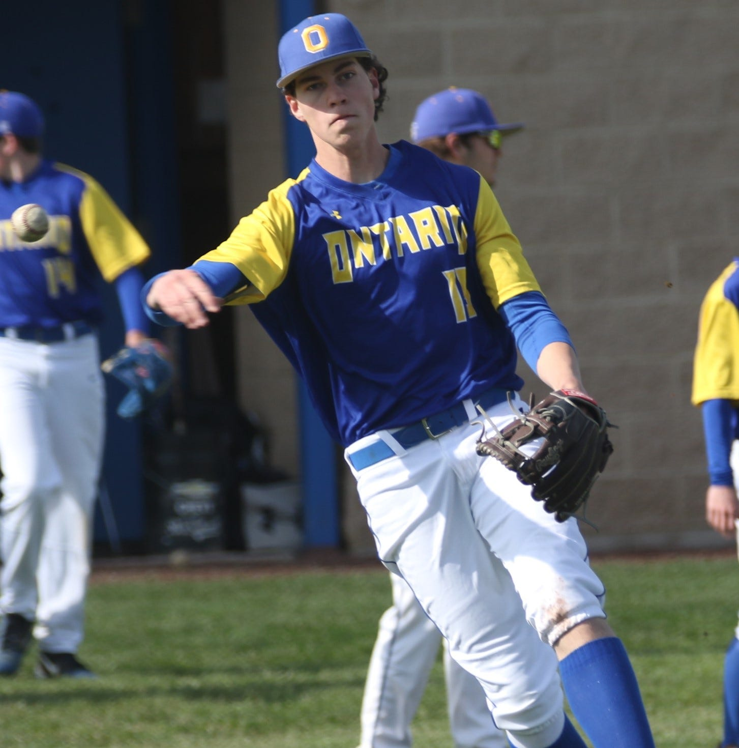Walk-off Warriors: Ontario claims share of MOAC title with dramatic win over Galion