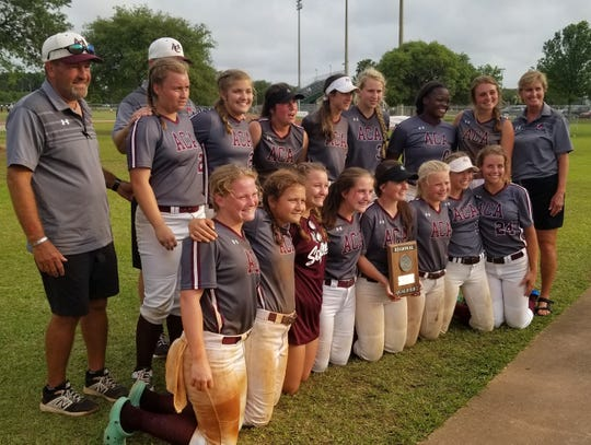 Alabama Christian will compete in the AHSAA state softball tournament next week.