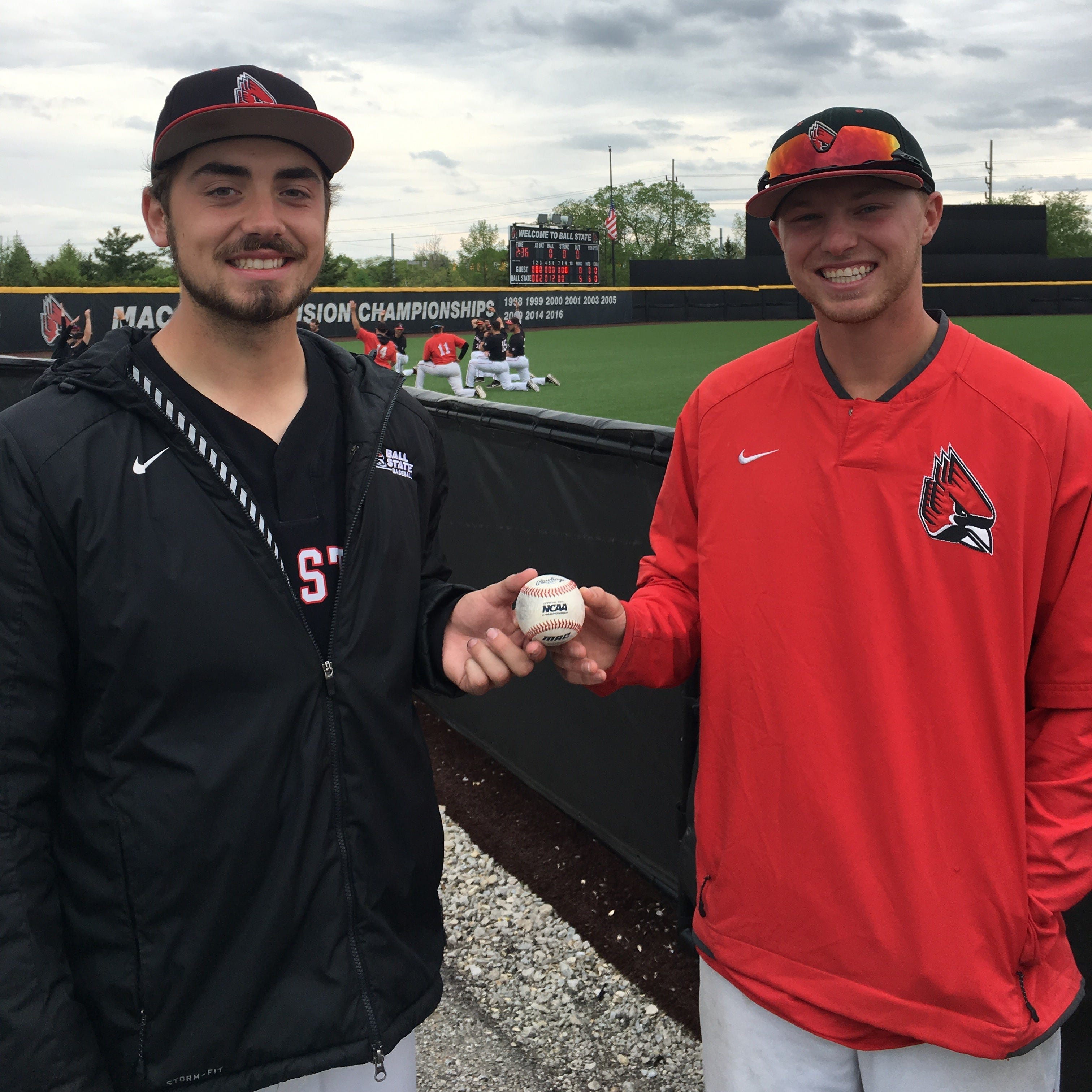 Ball State baseball tosses first no-hitter in program history
