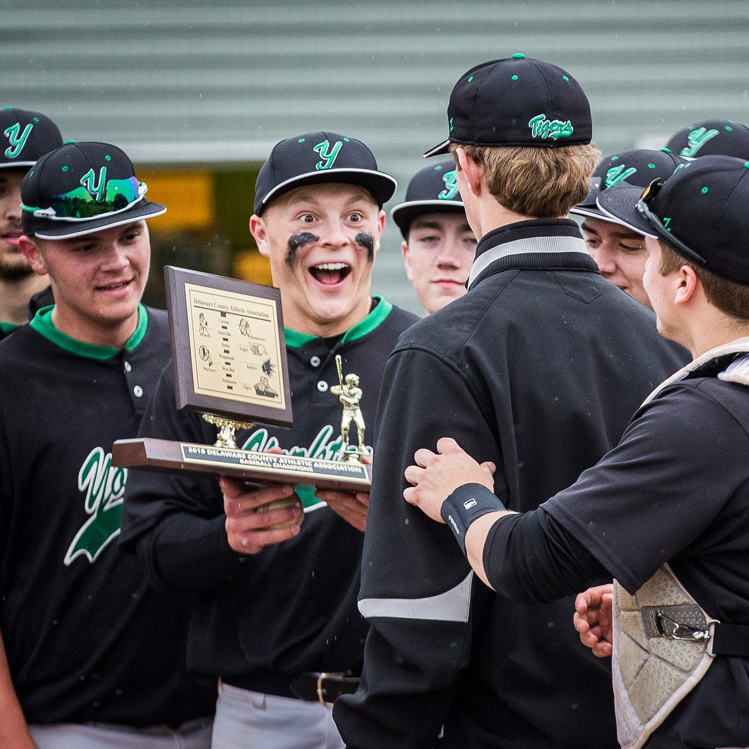 From 'rock bottom' to Delaware County Baseball Tournament champion, Yorktown is back