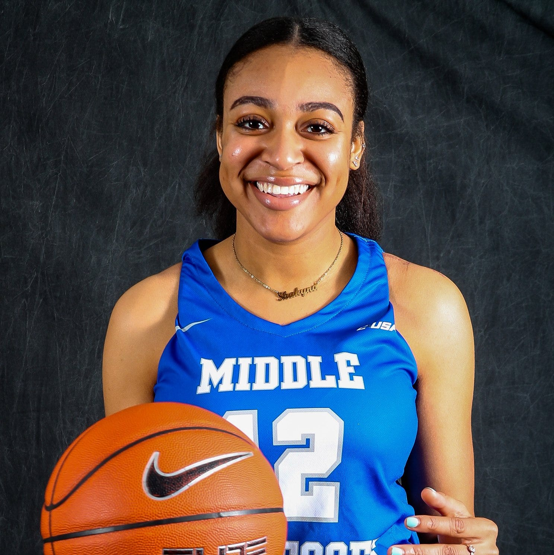 MTSU women's basketball adds 6-foot-3 Virginia graduate transfer Shakyna Payne
