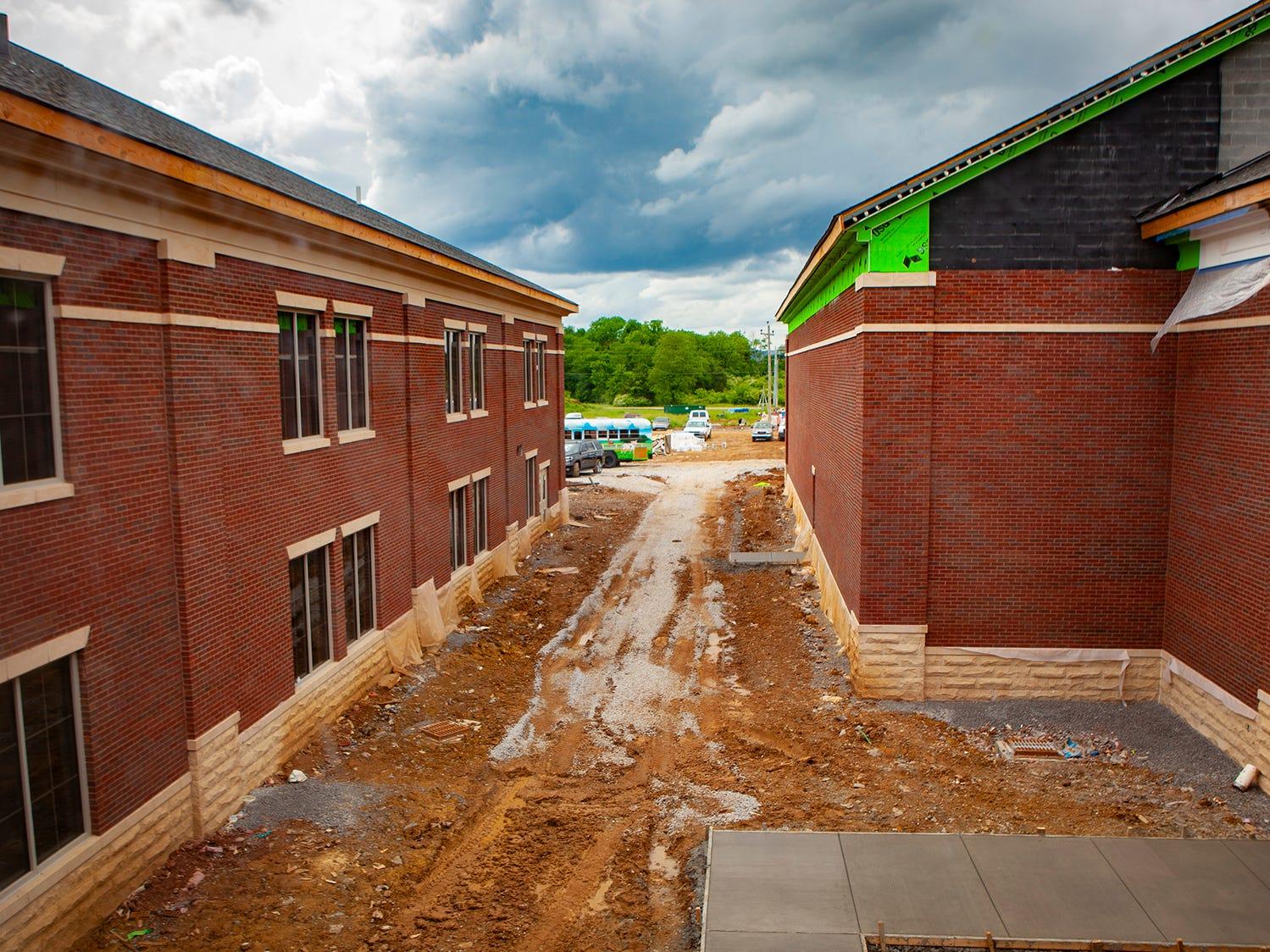 Salem Elementary, Murfreesboro City Schools' 13th campus, will open in July 2019.