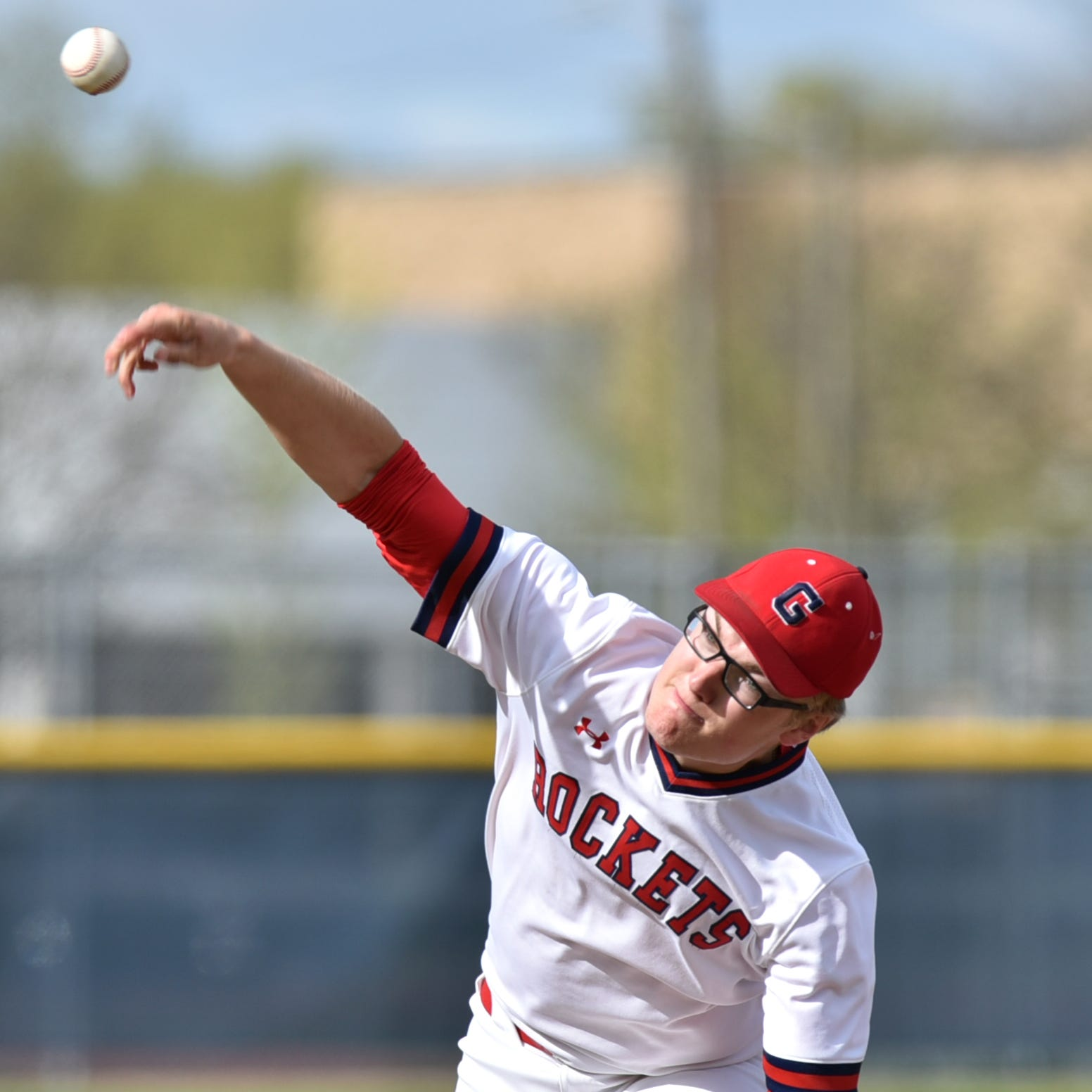 Chad Stevens powers John Glenn baseball past Northville in extra innings