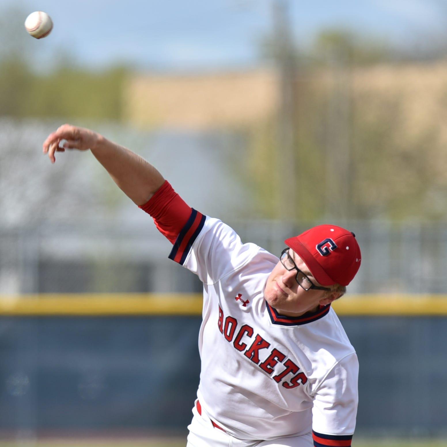 Chad Stevens powers John Glenn baseball past Northville in extra innings