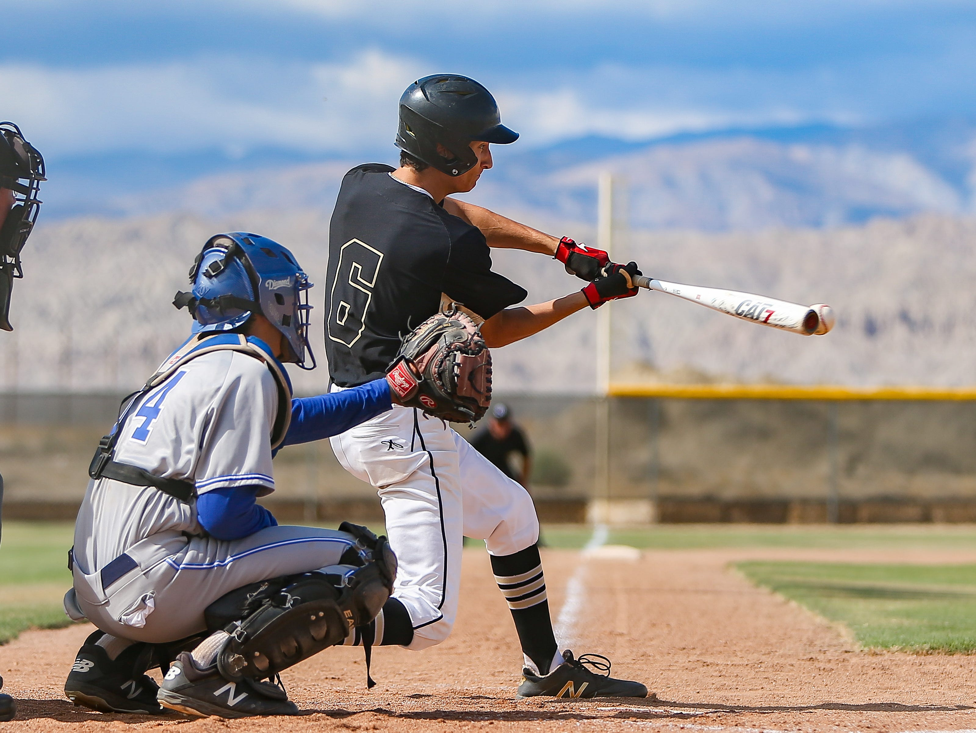 Action from Xavier Prep's 5-4 playoff victory over Century on May 10, 2019 in the CIF quarterfinals.