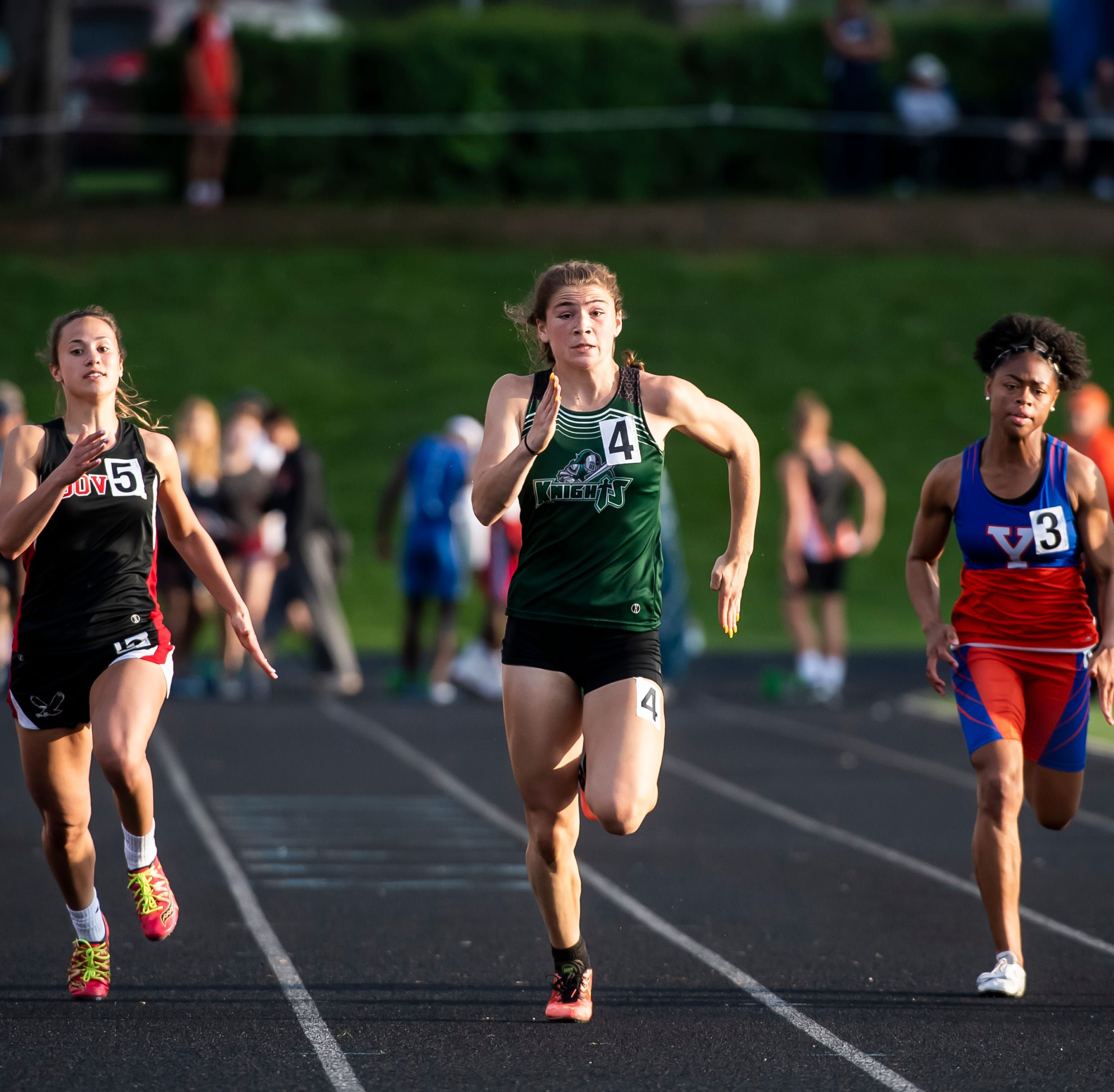 Standout performances and results: 2019 YAIAA track and field championships