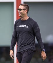 Cardinals head coach Kliff Kingsbury is pretty damn cool.