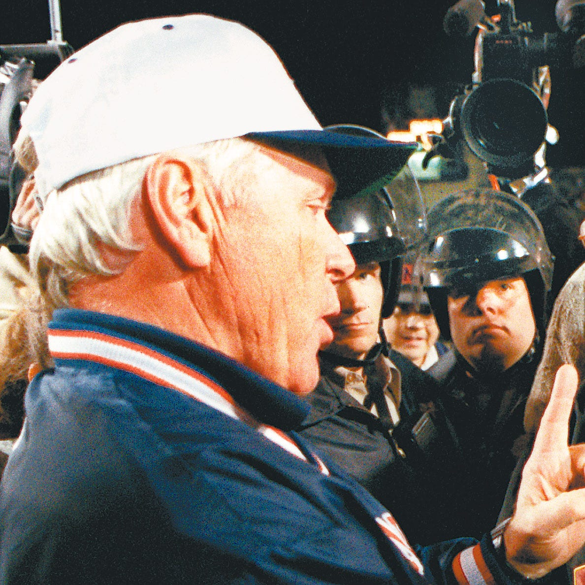 Dick Tomey, the winningest coach in Arizona Wildcats football history, dies at 80