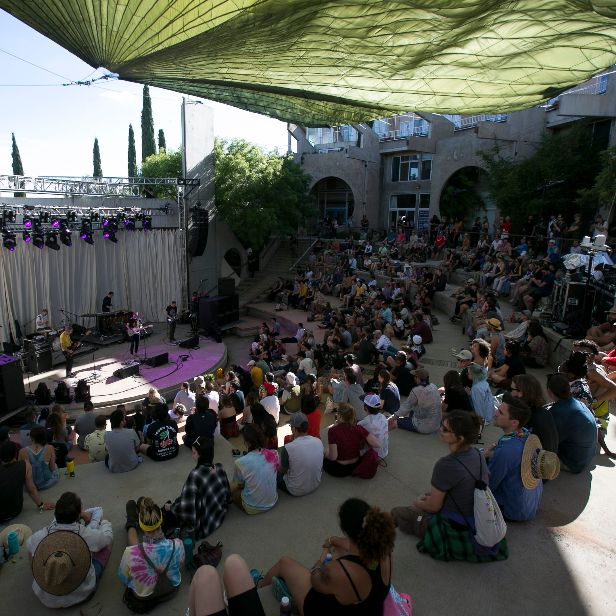 The highs and lows of FORM Arcosanti 2019 so far