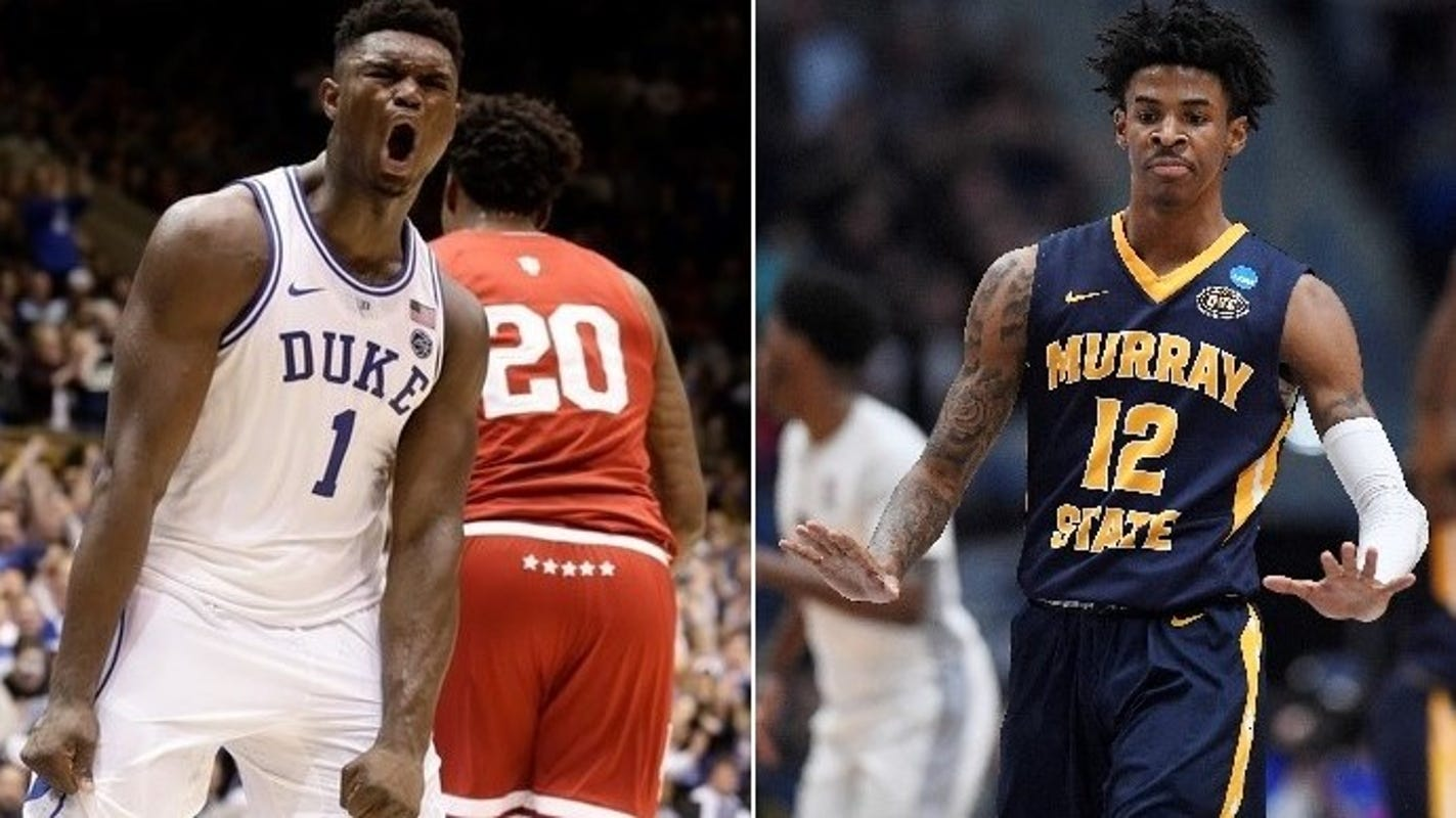2019 NBA Draft Order: Here's Where Each Team Will Pick In