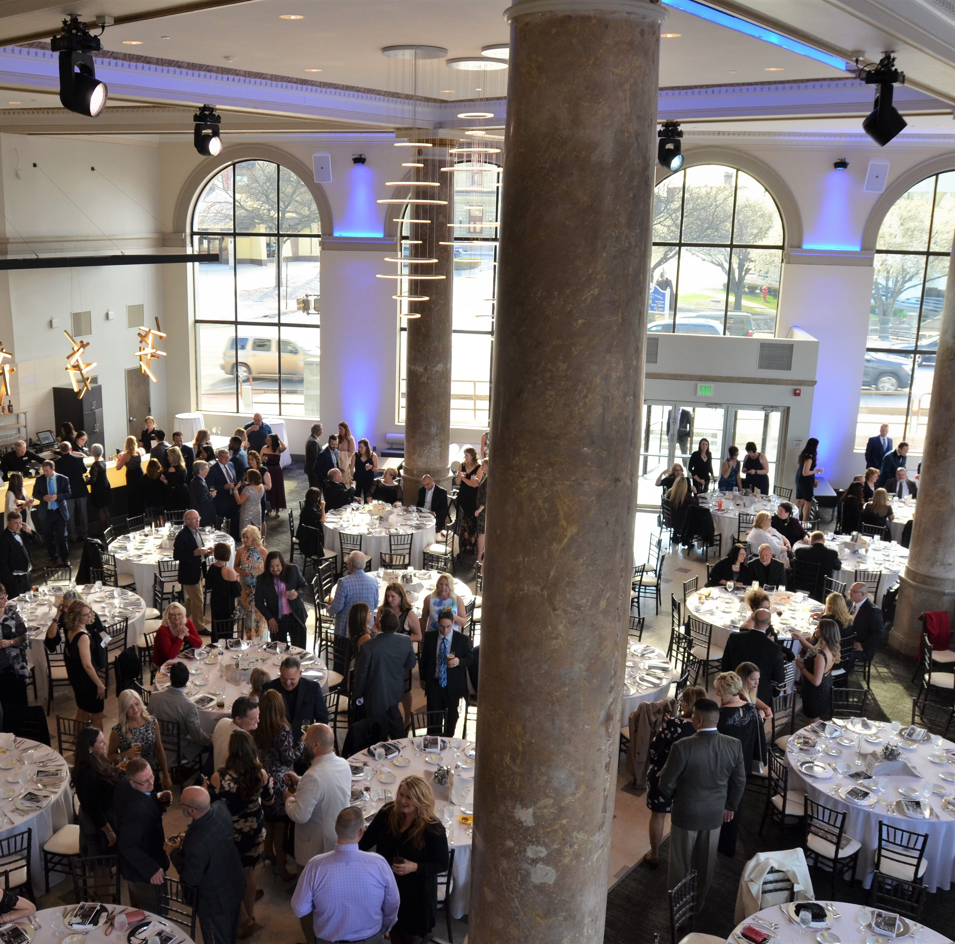 CityFlats ballroom debuts to local business leaders