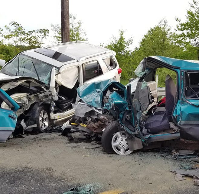 One killed, three injured in U.S. 30 crash in Chambersburg