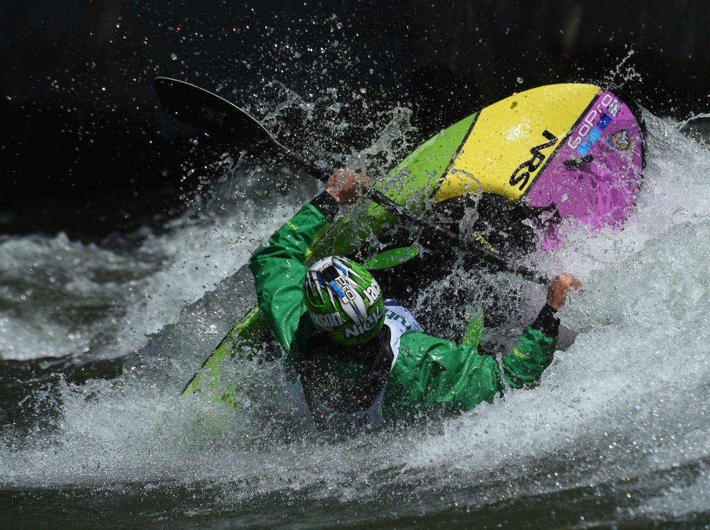 The Reno River Festival on the Truckee River in Wingfield Park on May 11, 2019.