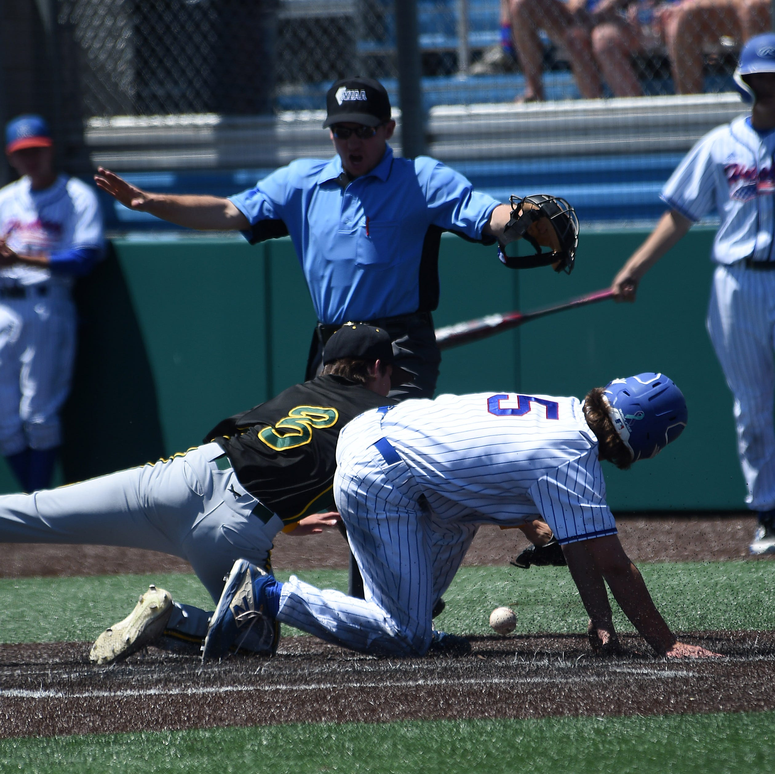 Reno rolls to baseball Regional championship; Spanish Springs takes softball