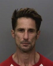 Louie Alex Ortiz Date of birth: May 26, 1975 Vitals: 6 feet; 161 lbs., brown hair/blue eyes Charge: violation of probation