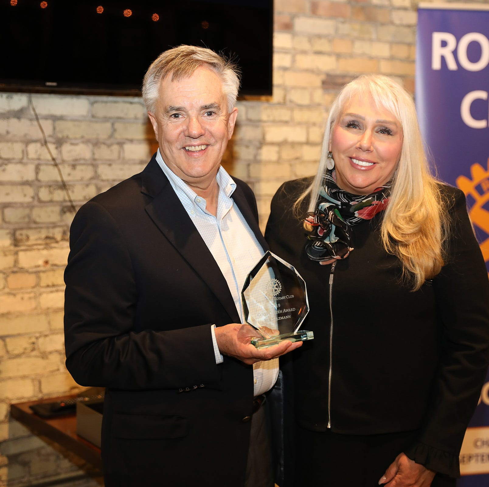 Acuity CEO named Sheboygan Rotary's Good Citizen of the Year | Business Briefs