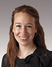 Laura J. Rammer was honored by Marquette University's School of Dentistry with the Young Alumna of the Year Awards.