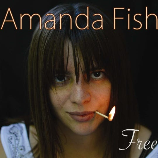 "Amanda Fish's new album ""Free"" is already an award-winner."