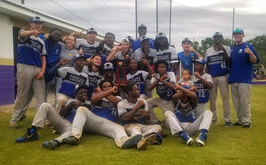 Godby's baseball team won a District 2-5A title by beating Rickards 12-9 in a semifinal and Marianna 5-4 in the championship game.