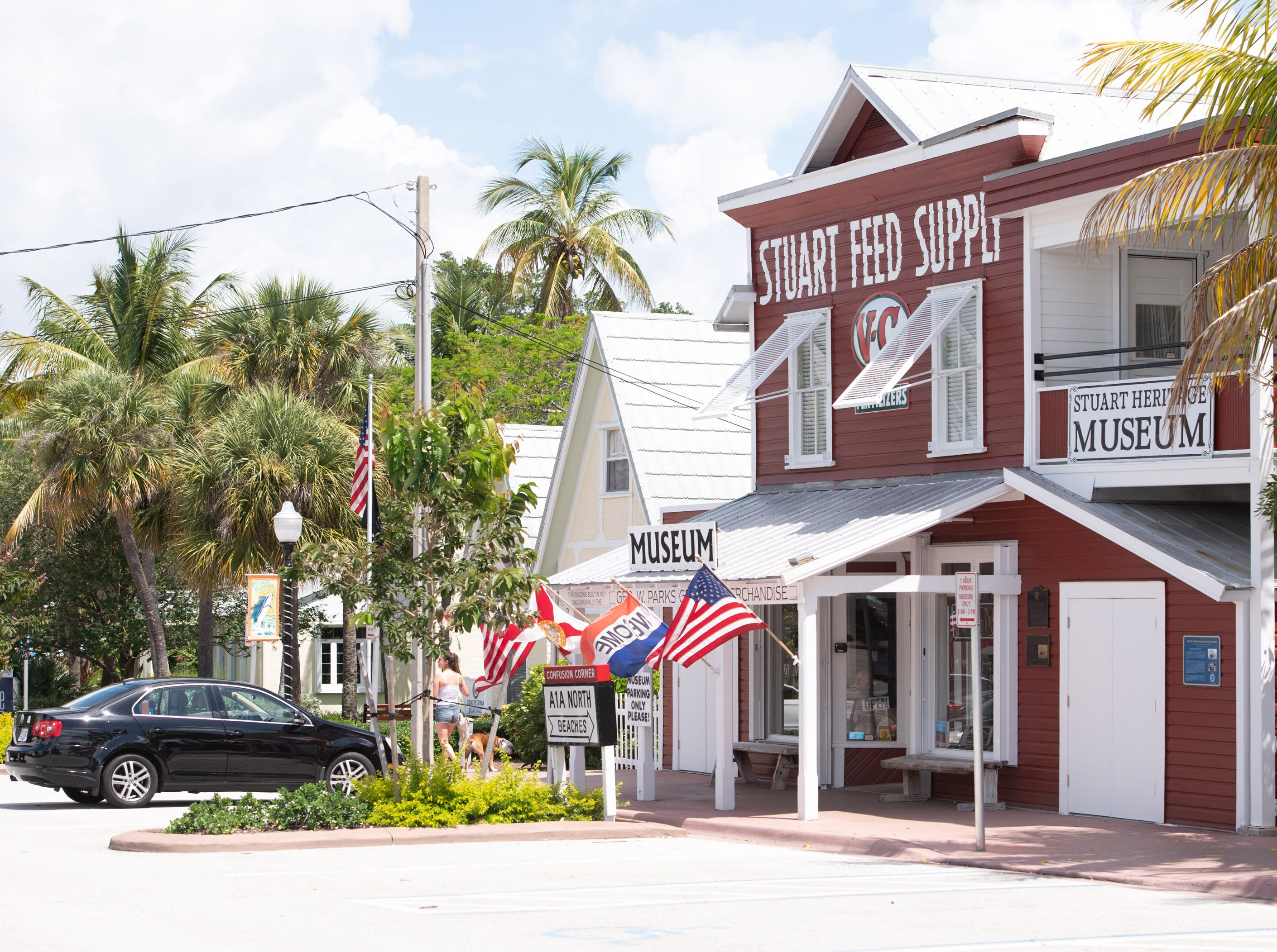 Stuart Heritage Museum Day is held at the Stuart Heritage Museum on Saturday, May 11, 2019, in Stuart.