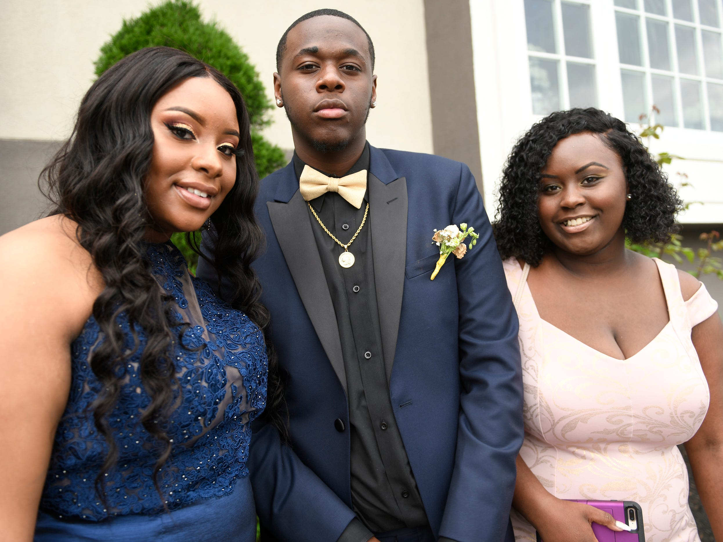 Scenes from the 2019 Millville High School prom held at Adelphia Restaurant in Deptford on Friday, May 10.
