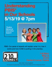 Join 210 Connect on Monday for a panel discussion about the VUSD's controversial discipline policy.