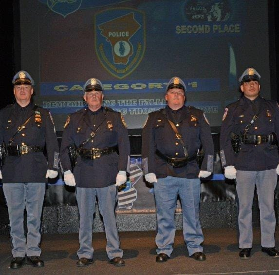 More than 50 Westchester police officers honored for bravery, investigative skill and saving lives