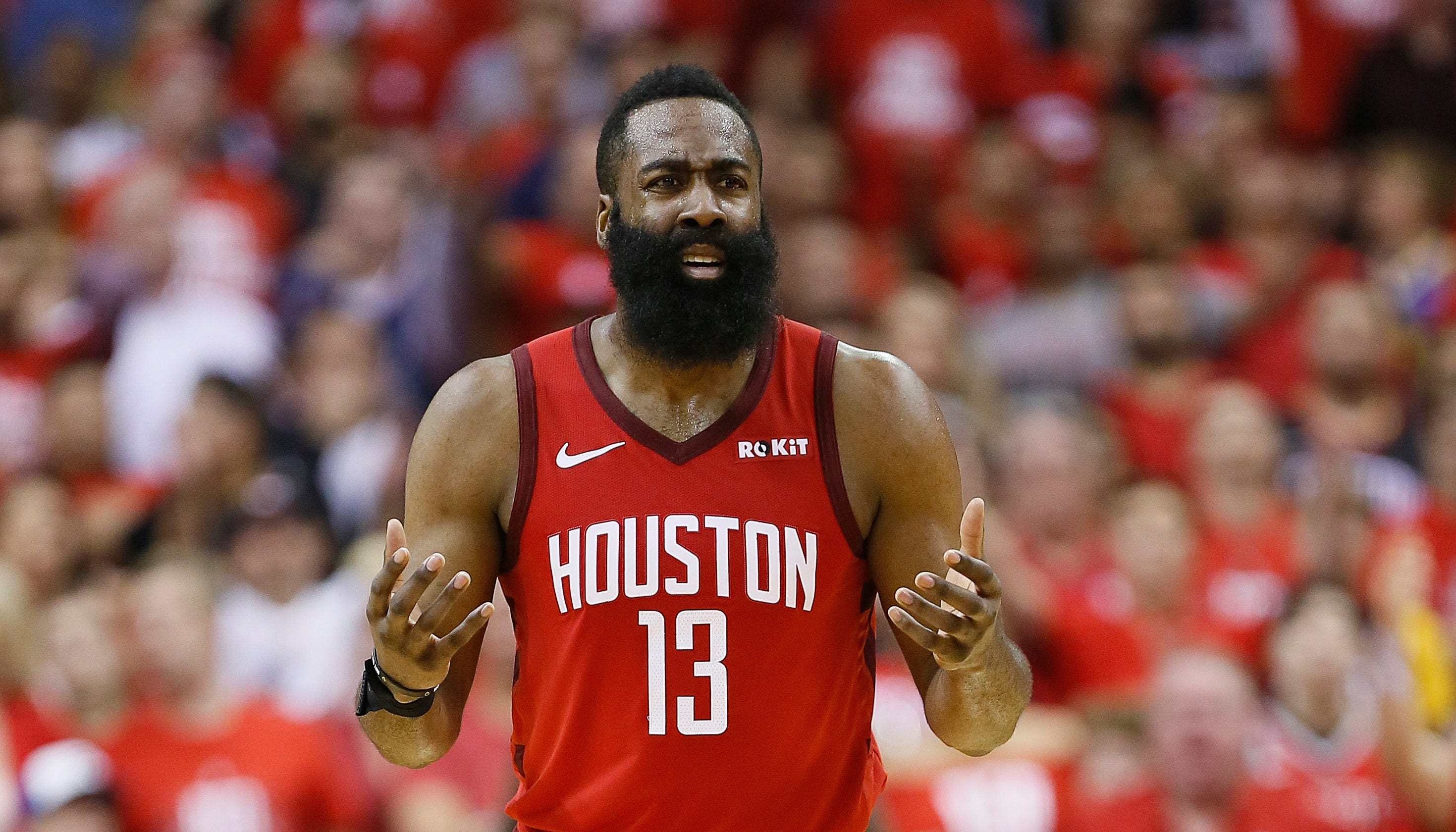 NBA playoffs: Houston, we have a problem  But will Rockets