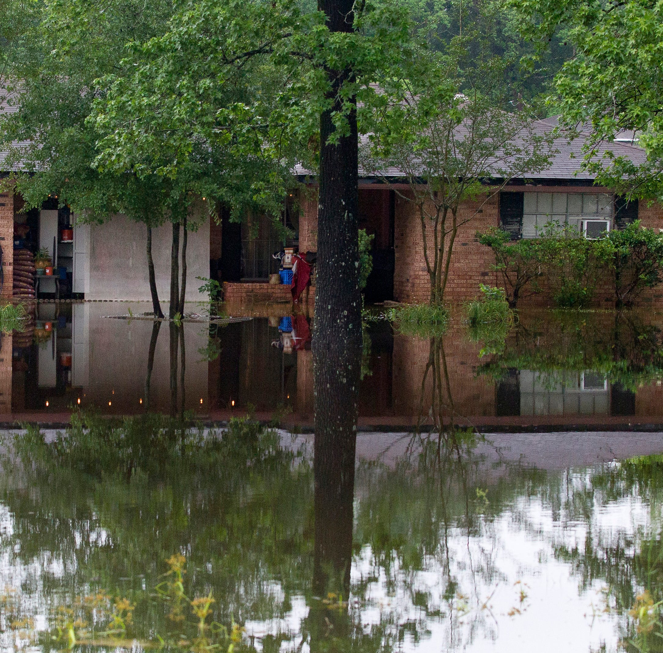 Houston braces for more flooding; Louisiana declares state of emergency