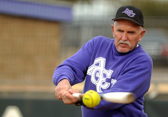 Bobby Reeves has stepped down as Abilene Christian University's head softball coach, the university announced late Saturday night. Reeves had been the Wildcats' coach for nine seasons.