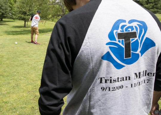 The second annual Play for 21 Golf Outing to benefit the Tristan Miller Scholarship Fund was held on Saturday, May 11, 2019.