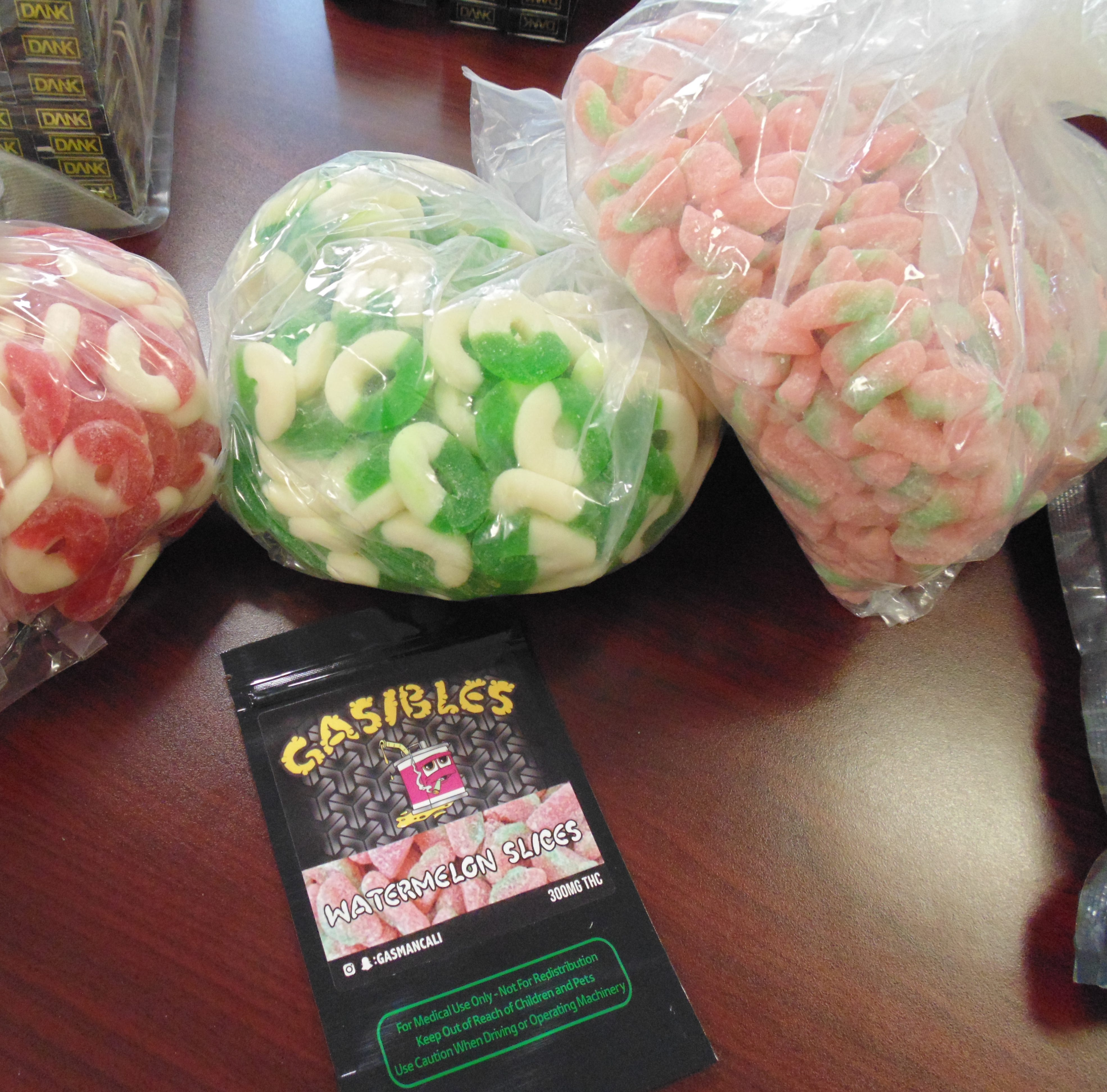 Hamilton County Sheriff's Office urges vigilance after recovery of THC laced gummy worms, other narcotics