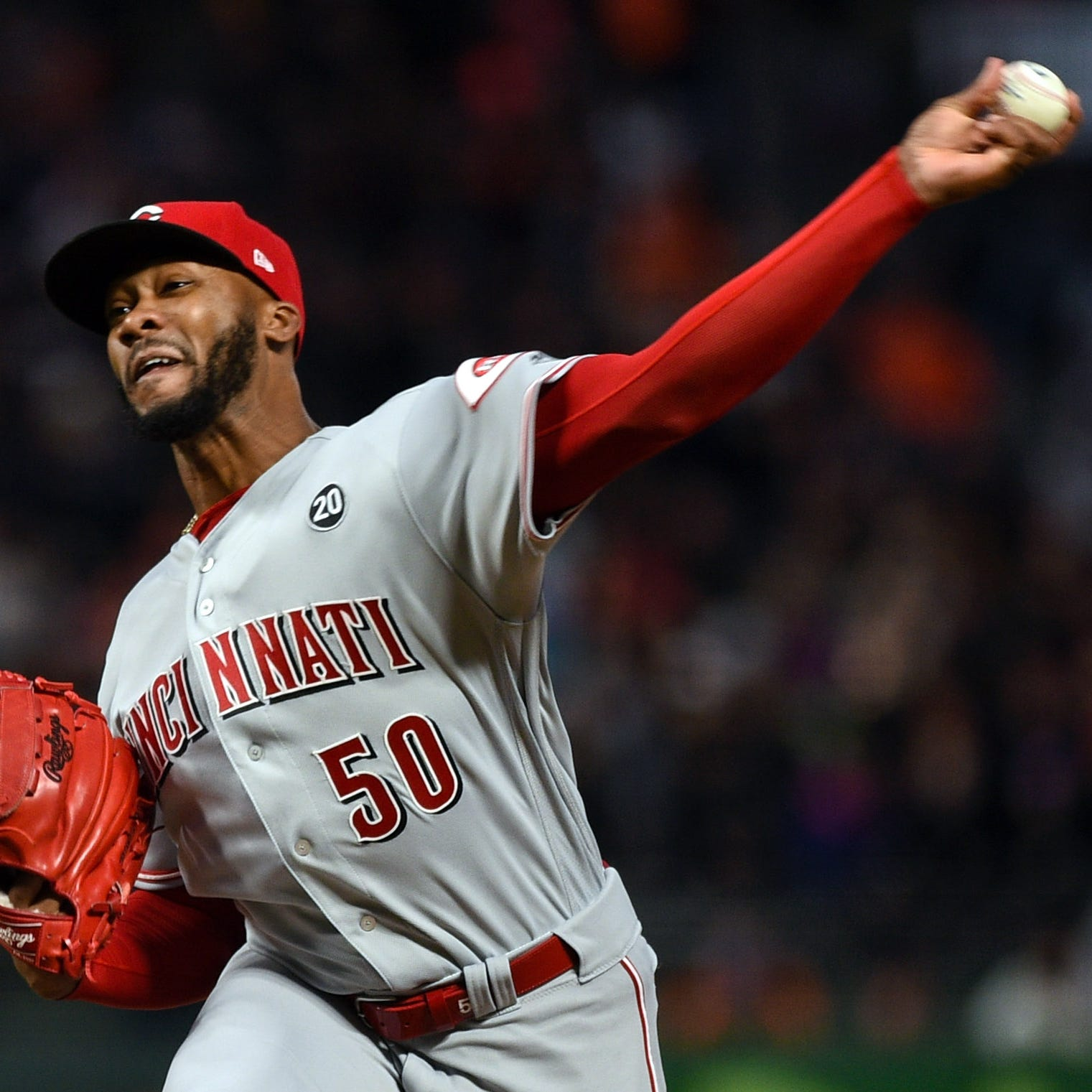 Garrett-to-Garrett talk is key to success for Cincinnati Reds reliever​