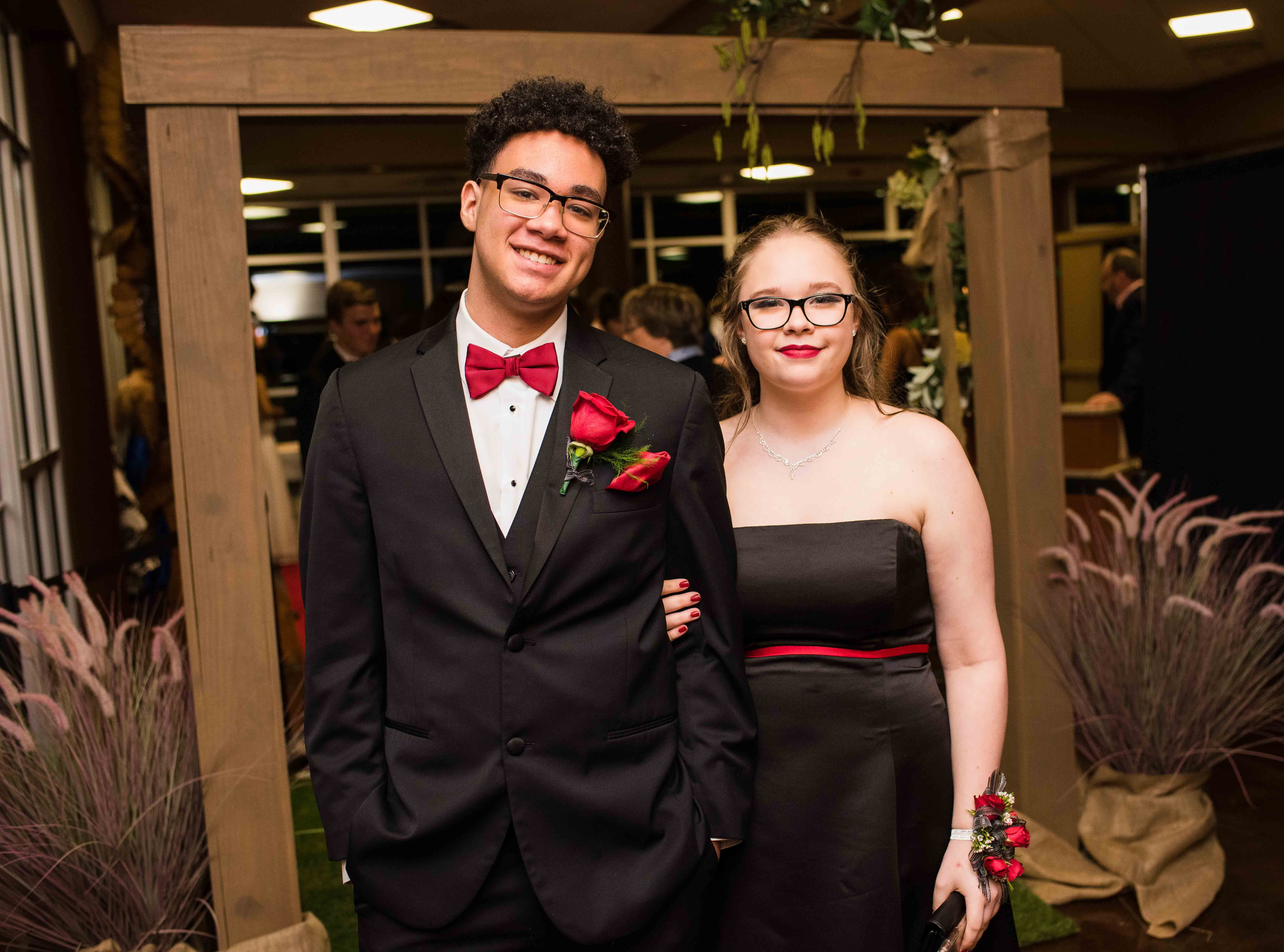 Rossview High School celebrated its 2019 prom Saturday night at Valor Hall in Oak Grove, Ky.