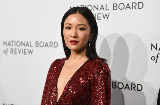 In this Tuesday, Jan. 8, 2019 file photo, actress Constance Wu attends the National Board of Review awards gala at Cipriani 42nd Street in New York.