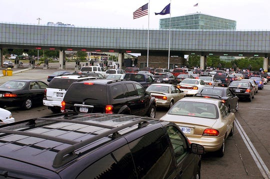 Some along the northern U.S. border are worried the temporary transfer of hundreds of border agents south could cause backups of those seeking to enter the United States from Canada during the busy 2019 summer tourist season.