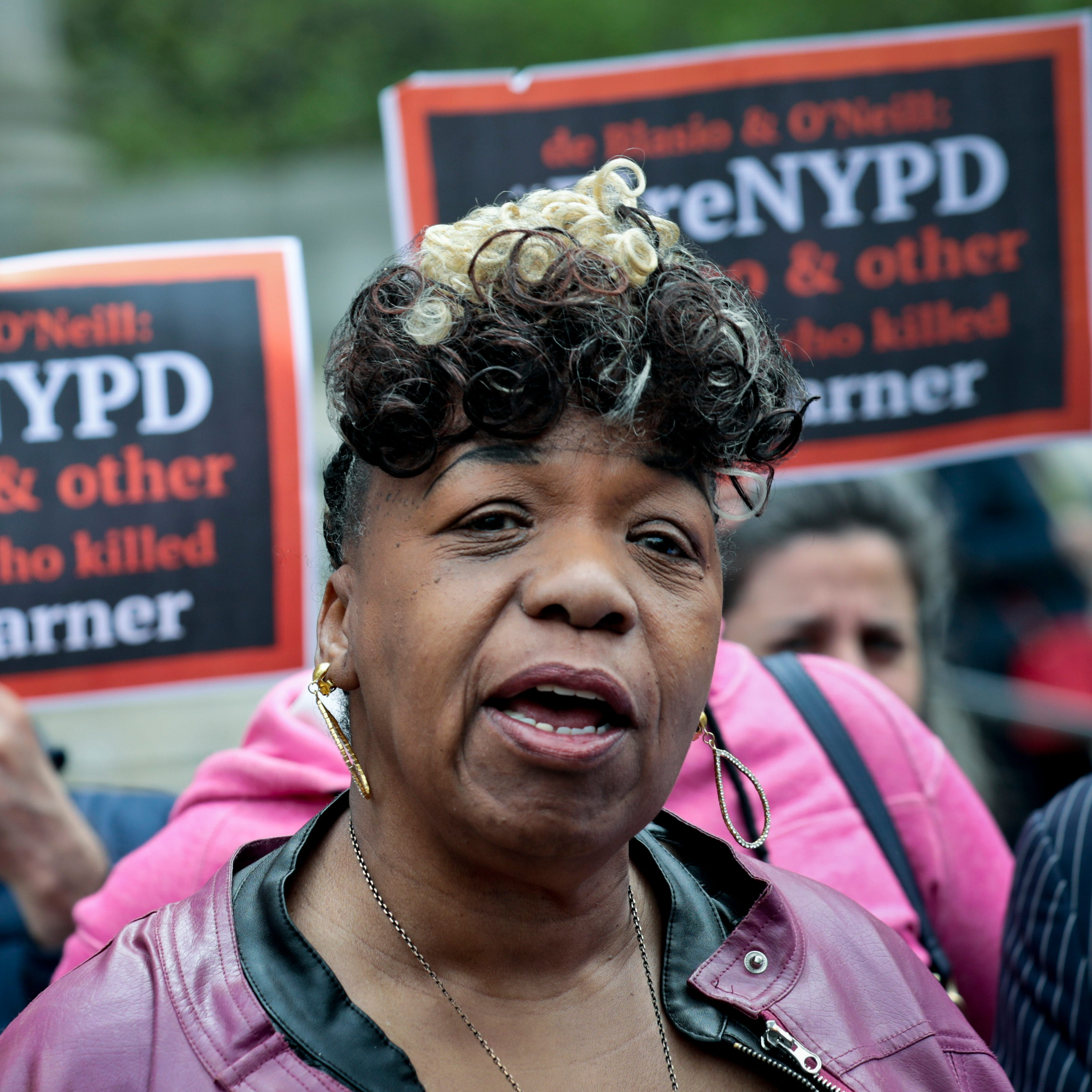 NYC cop faces reckoning 5 years after chokehold death