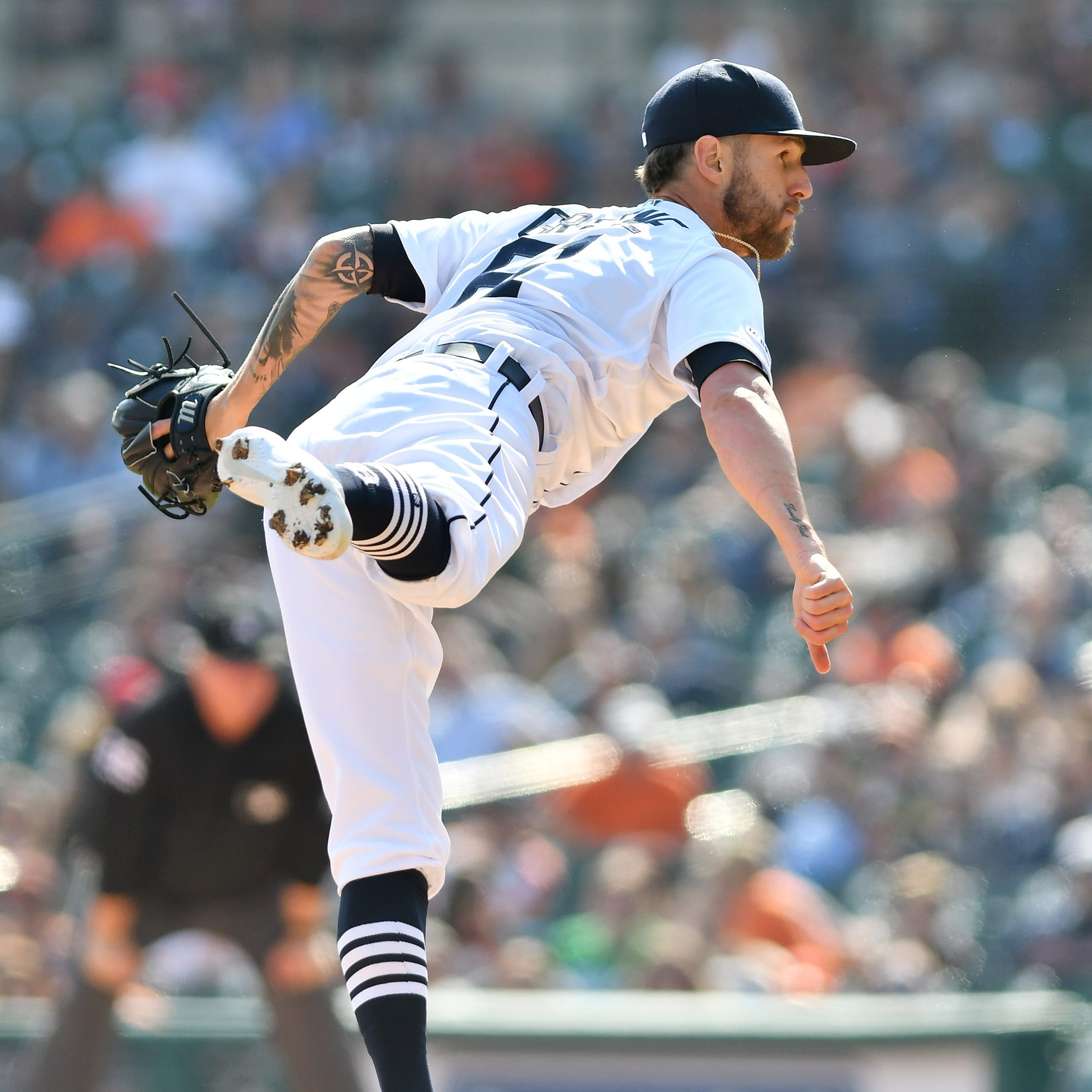 Tigers bullpen bosses Greene, Jimenez have bond formed by strife, empathy