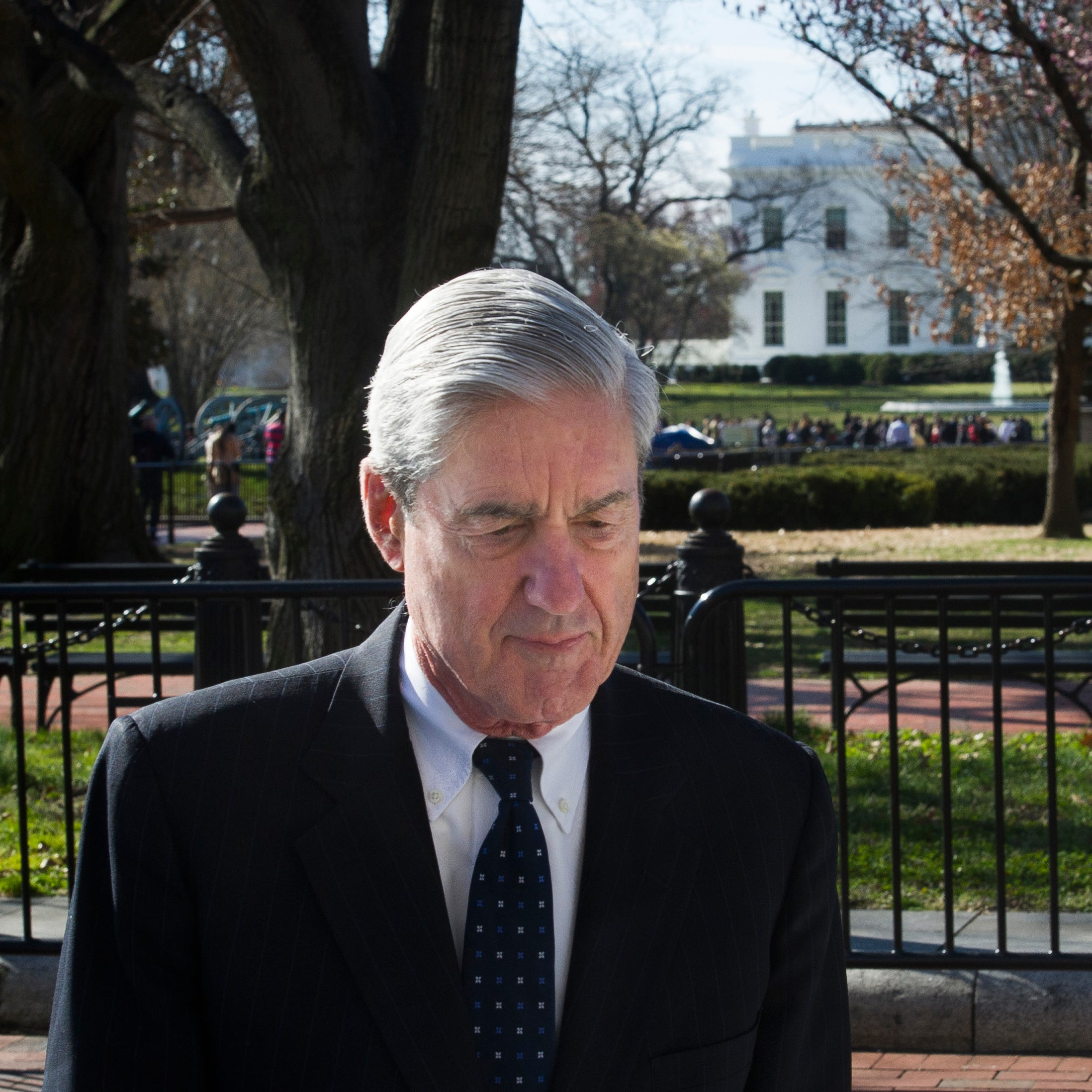 After lengthy probe, report people just want Mueller to say what it all means