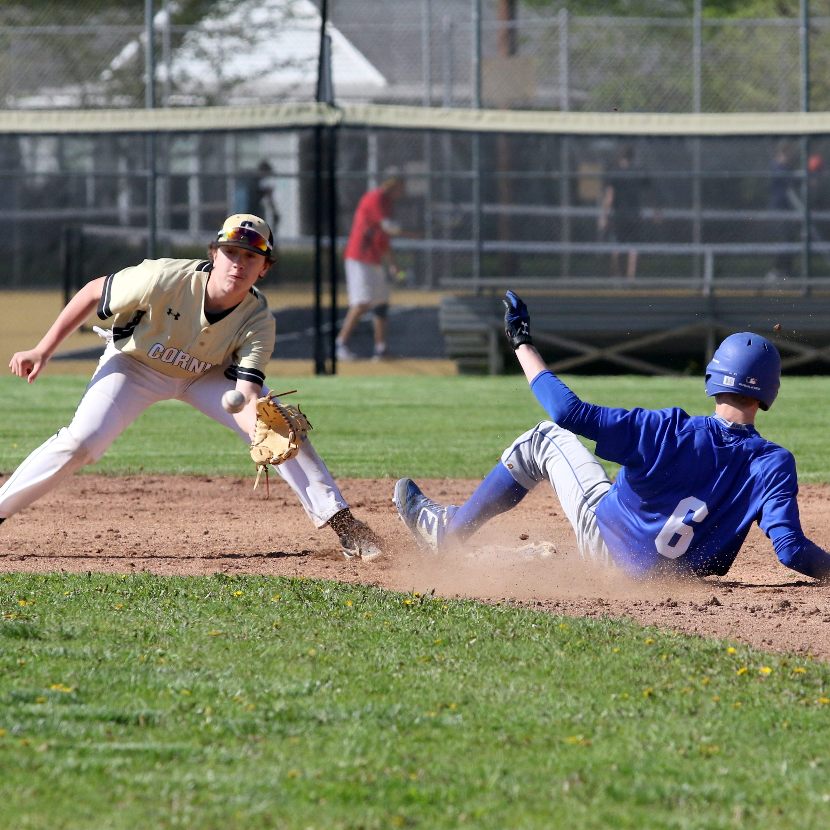 Horseheads overcomes off day to wrap up STAC West baseball title