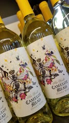 Oliver Winery has produced Camelot Meade for nearly 50 years. The bottle recently got a modern new label.