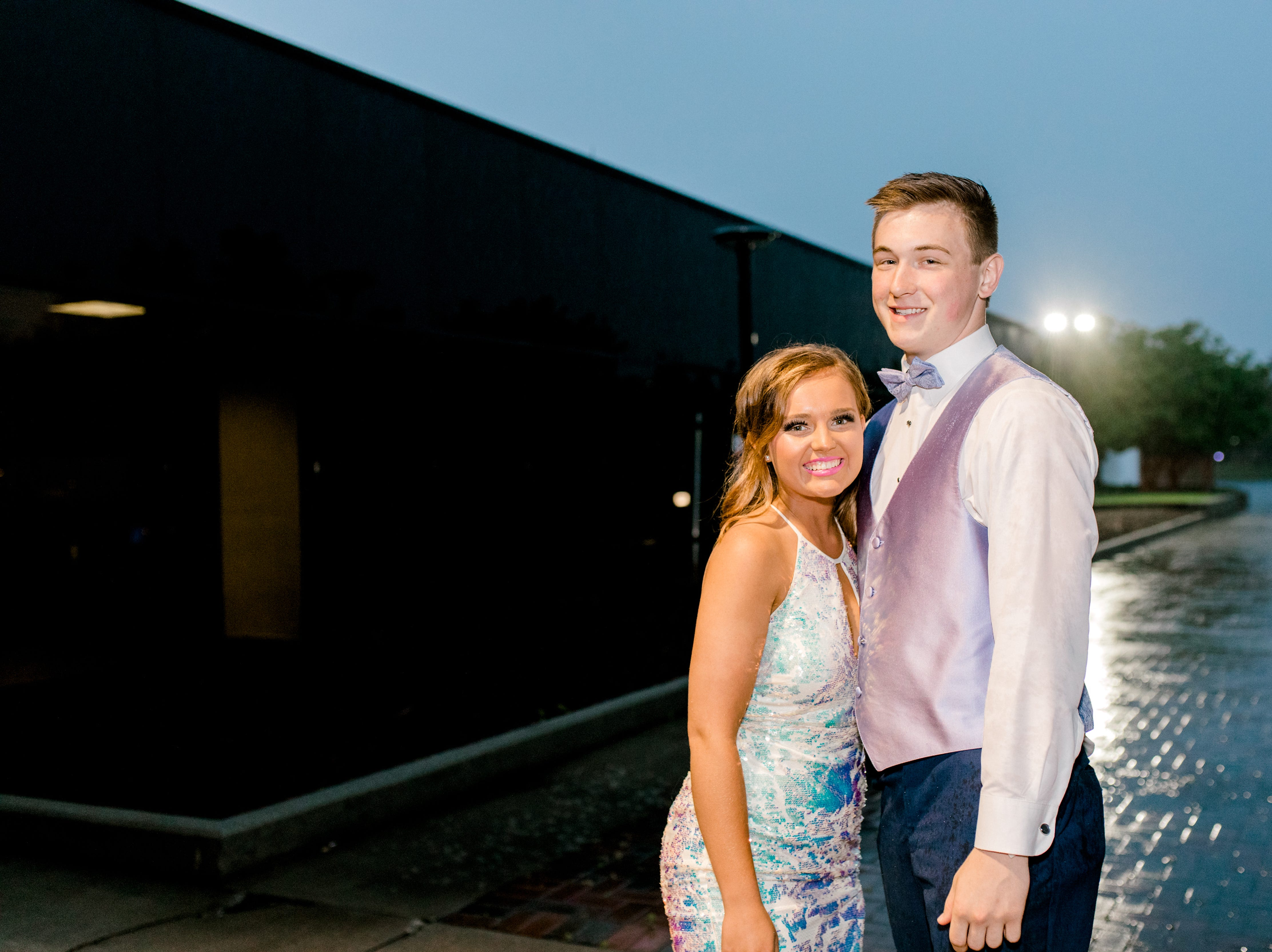 Easley held its Junior-Senior Prom at Fluor on Saturday, May 11, 2019.
