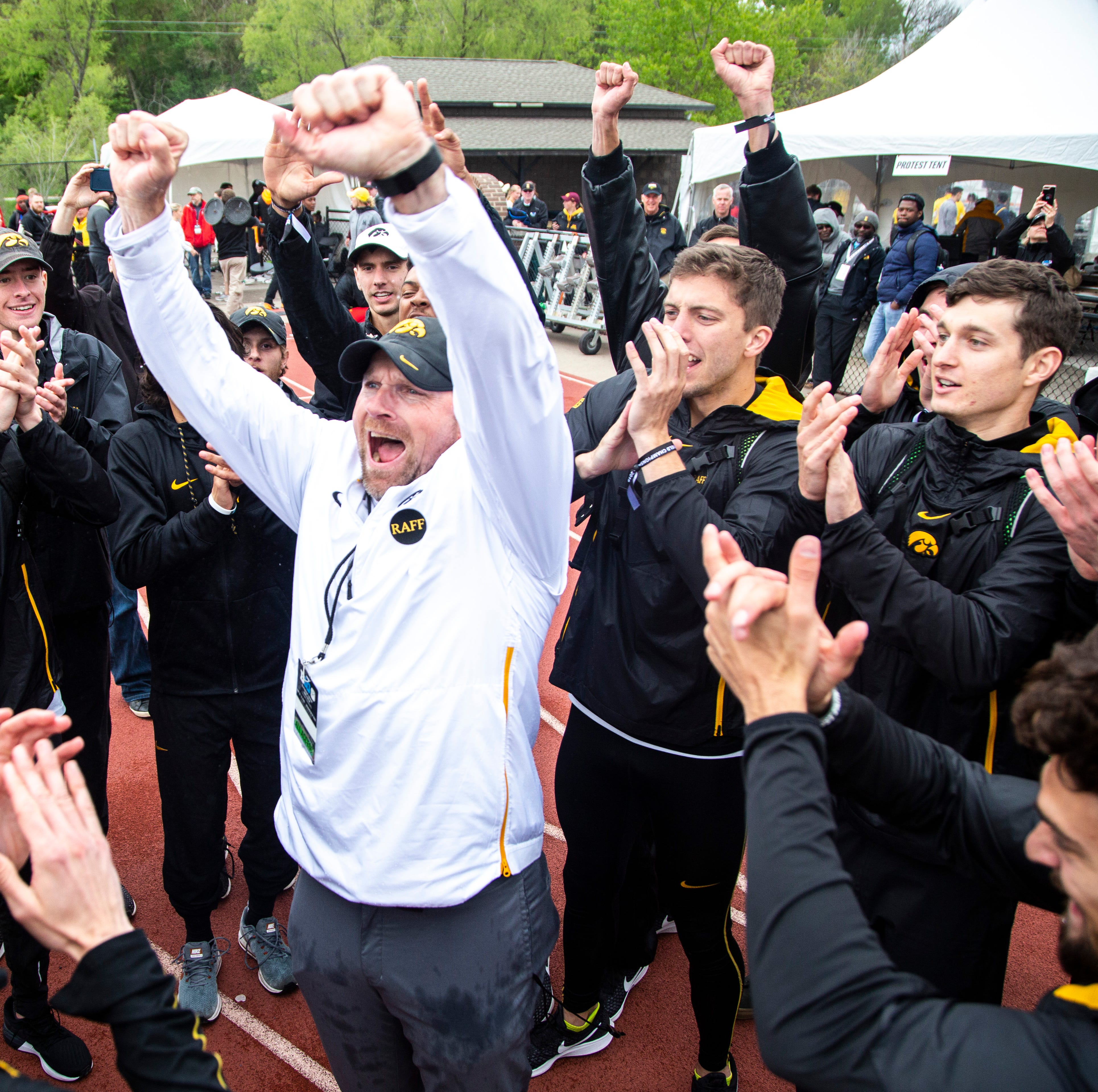 Leistikow: Hawkeyes show program strength with Big Ten track and field title