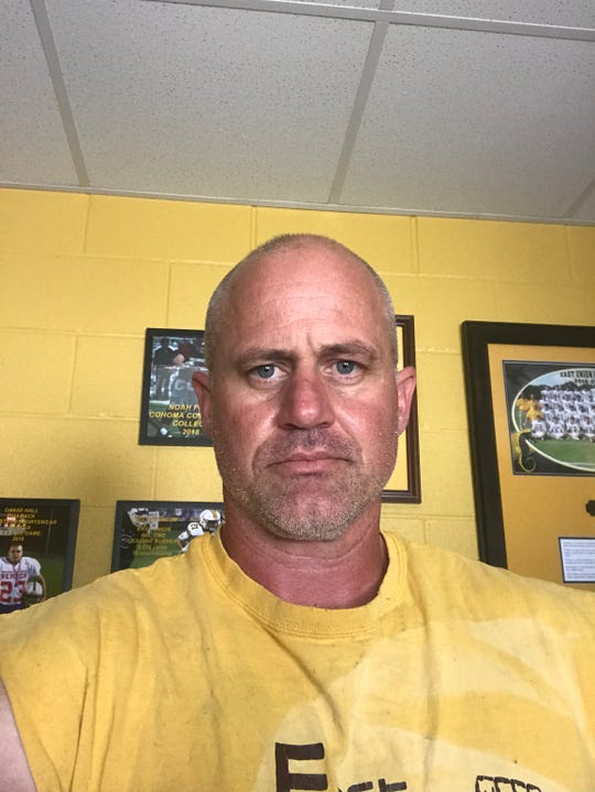 Scott Duley, East Union, Coach of the Year