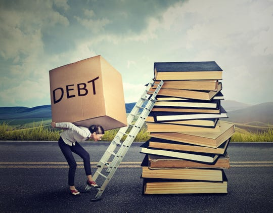 College debt.