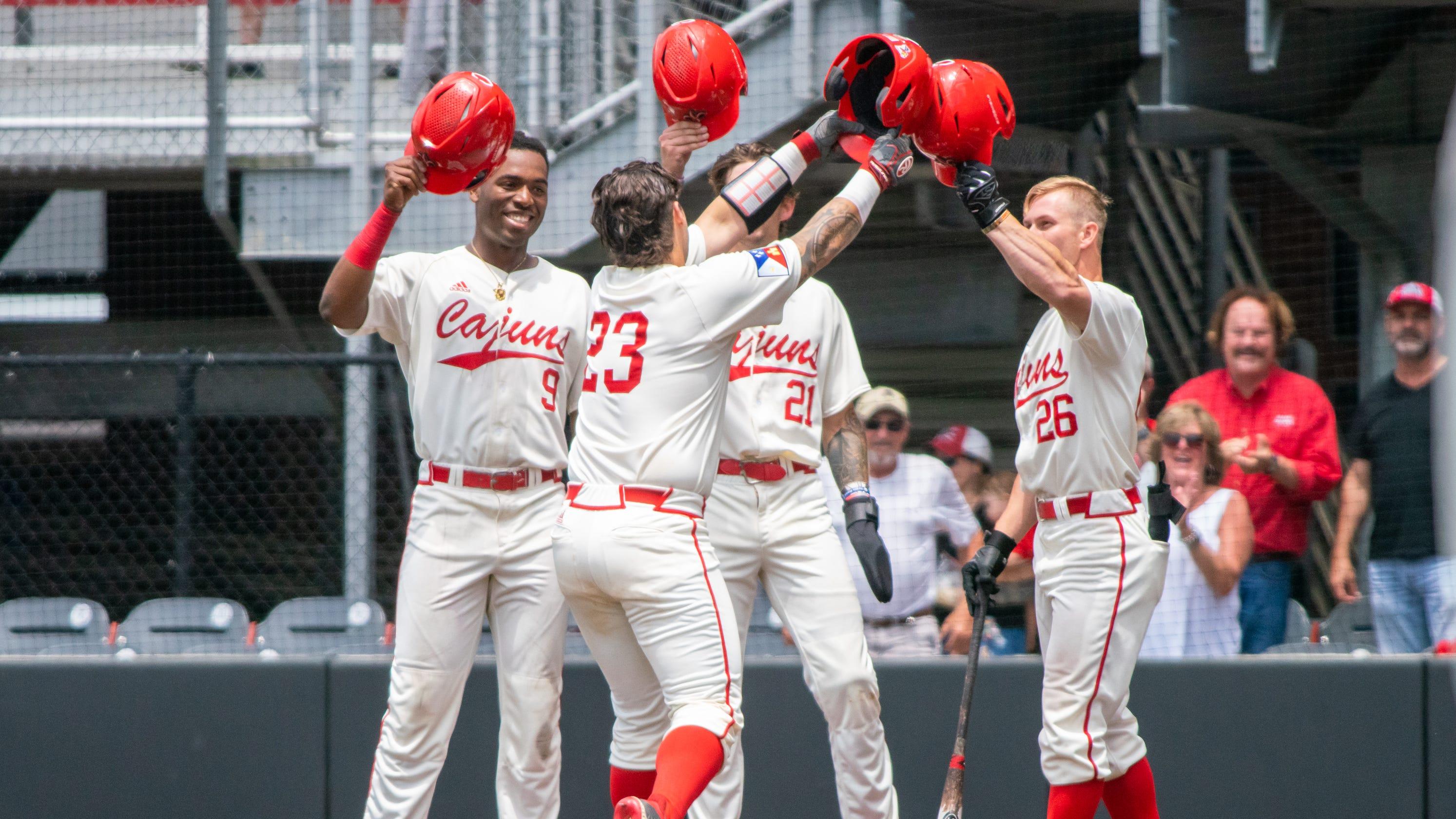 c167c635 UL baseball: Cajuns still need one win to ensure Sun Belt tourney spot