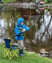Try your luck during this year's free fishing weekend in Wisconsin, June 1-2.