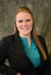 Abigail Martin of Milton was named the new Alice in Dairyland.